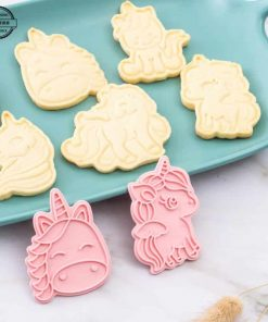 Unicorn Cookie Cutter Mini