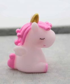 Unicorn Cake Topper Toy