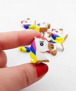 Unicorn Erasers Mini