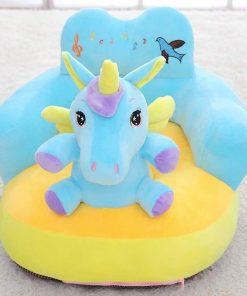 Unicorn Bean Bag Chair Plush