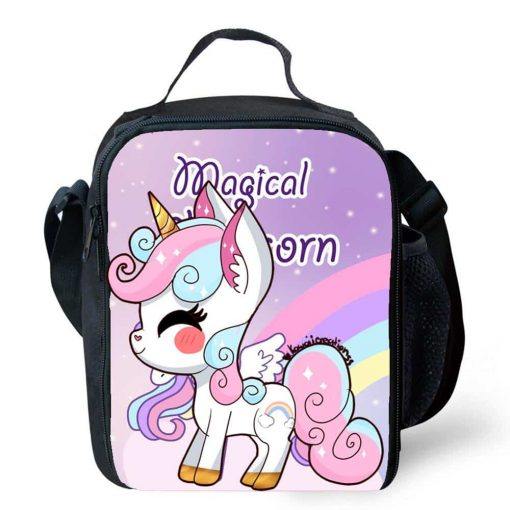 Unicorn Lunch Bag Polar