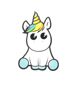 Unicorn Stickers Little Bubble