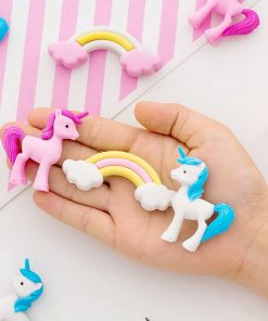 Unicorn Eraserseraser And Sharpener