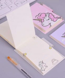 Unicorn Notebook Do The Justice At School