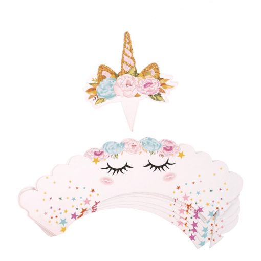 Unicorn Party Decoration Cake Toppers