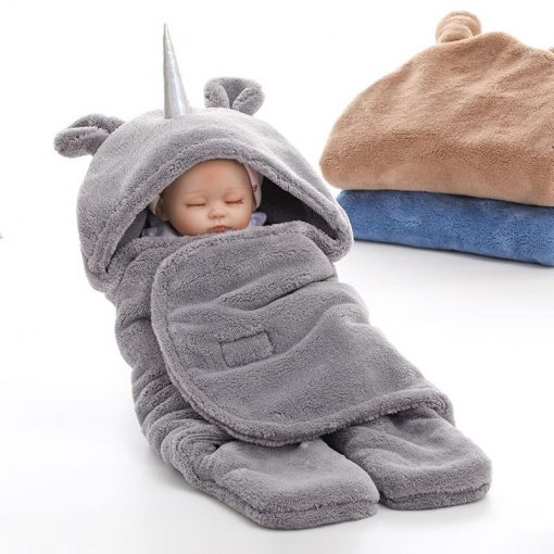 Unicorn Sleeping Bag Grey