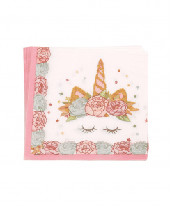Unicorn Party Decoration Napkins