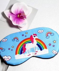 Unicorn Sleep Mask With