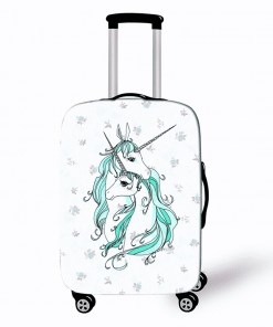 Unicorn Suitcase Asd