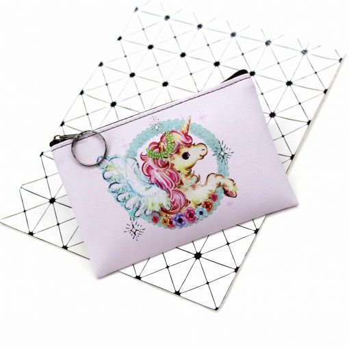 Unicorn Wallet Girls