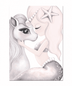 Unicorn Canvas Picture