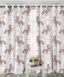 Unicorn Curtains Cheap