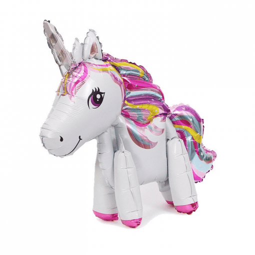 Unicorn Balloon 3d