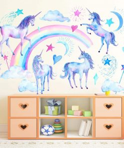 Unicorn Stickers Vinyl