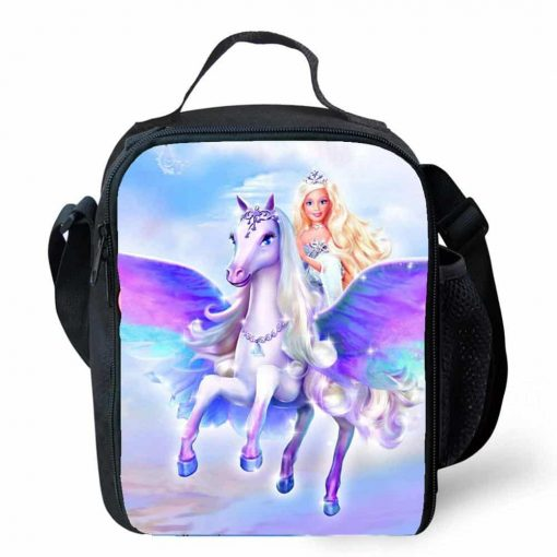 Unicorn Lunch Bag Mack Aqua