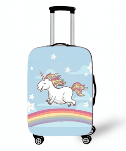 Unicorn Suitcase For Girls