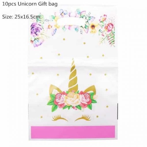 Unicorn Party Bag Pre Filled