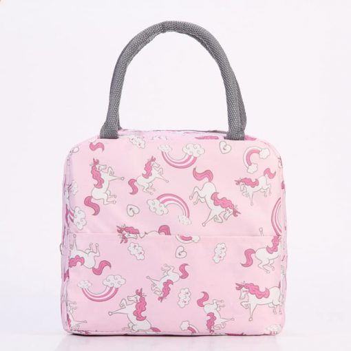 Unicorn Lunch Bag Fit