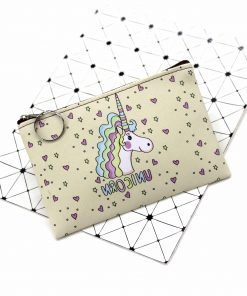Unicorn Wallet Yellow