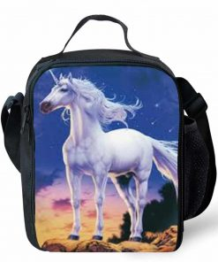 Unicorn Lunch Bag Smile