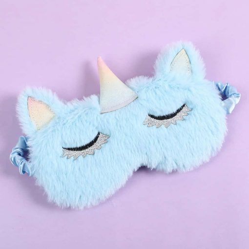 Unicorn Sleep Mask Girls