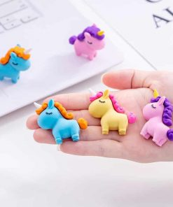 Unicorn Erasers The Little Target