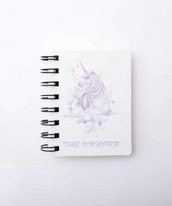 Unicorn Notebook Composition