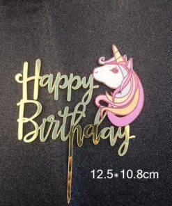 Unicorn Cake Topper Buy