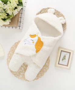 Unicorn Sleeping Bag White