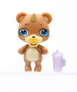 Poopsie Unicorn Little Brown Bear