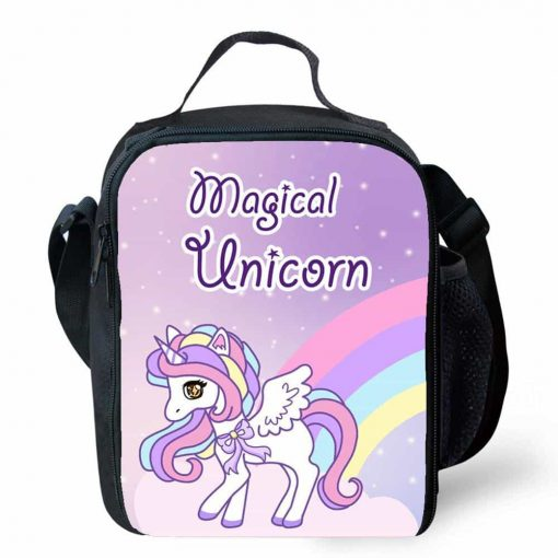 Unicorn Lunch Bag Do Justice Everywhere