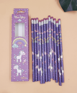 Unicorn Pencil Purple
