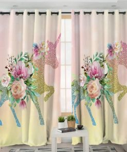 Unicorn Curtains Stardust