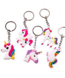 Unicorn Party Decoration Keyring