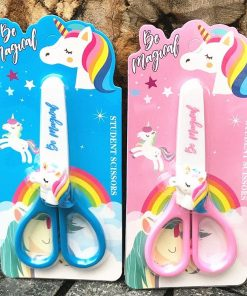 Unicorn Scissors Kids