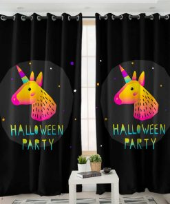 Unicorn Curtains Little Argo