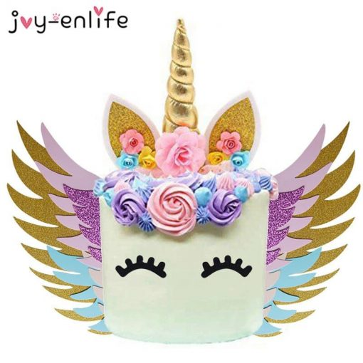 Unicorn Cake Topper Nz