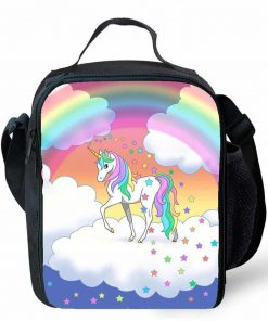 Unicorn Lunch Bag Beautiful Packi Freezable