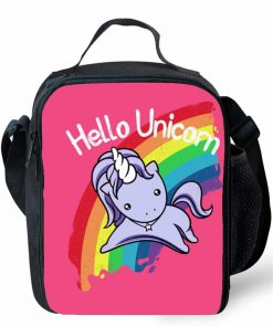 Unicorn Lunch Bag Beautiful Packi