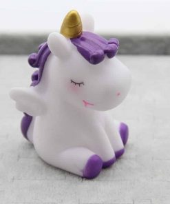 Unicorn Cake Topper 3d