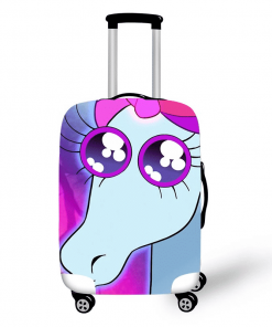 Unicorn Suitcase Moonlight