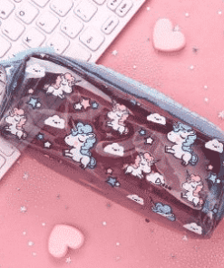 Unicorn Pencil Case Cute