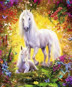 Unicorn Puzzle Magic Target
