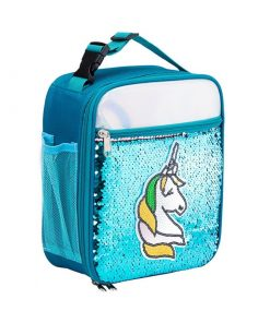 Unicorn Lunch Bag With Bottle Holder