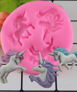 Unicorn Cake Pan Cookie