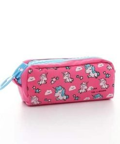 Unicorn Pencil Case Kawaii