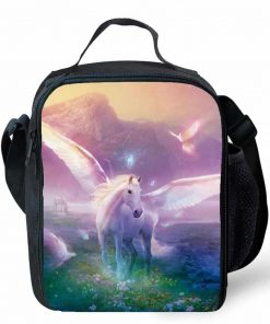 Unicorn Lunch Bag Paper