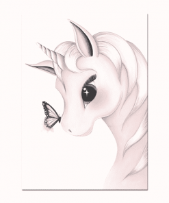 Unicorn Canvas Wall Art
