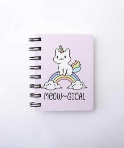 Unicorn Notebook The Little Claire