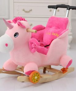 Unicorn Chair Wooden